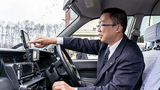 有限会社モーモータクシー/モーモータクシードライバー/AI配車アプリDiDi/年収400万円以上可能